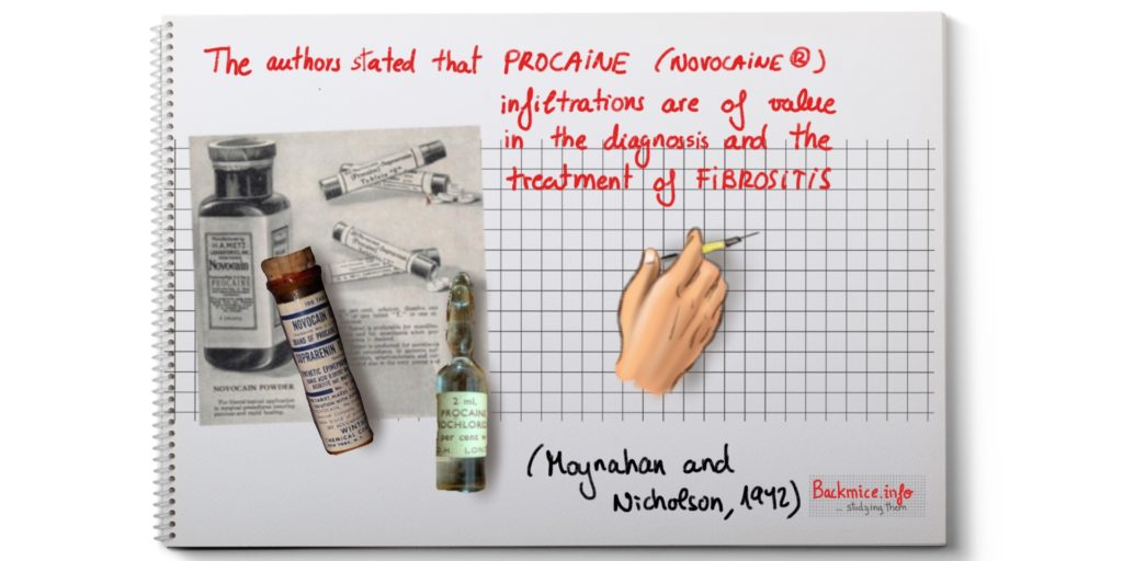 procaine injection